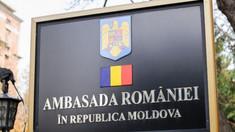 Anunțul Ambasadei României la Chișinău referitor la regimul de intrare, ședere și tranzit pe teritoriul României