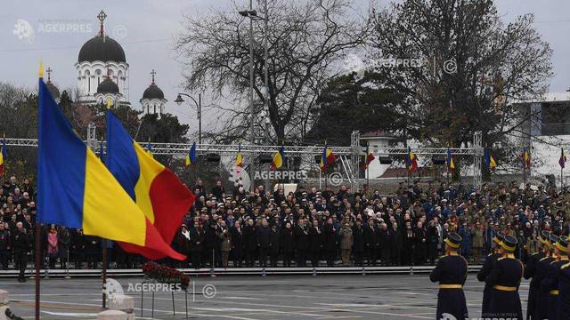 FOTO | 1 Decembrie - Ziua Națională a României. Cum va fi marcată în acest an