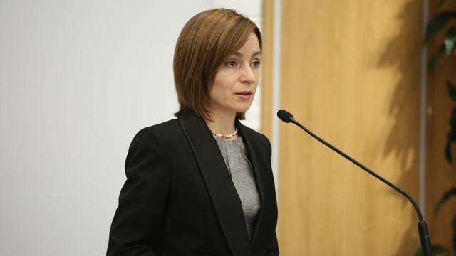 Maia Sandu a chemat cetățenii la o acțiune de protest în fața Parlamentului împotriva inițiativei legislative a deputaților socialiști privind trecerea Serviciului de Informații și Securitate din subordinea președintelui în cea a Parlamentului