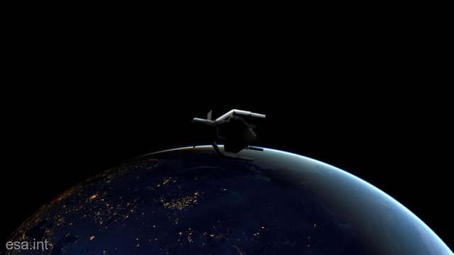 Deșeuri spațiale: ESA deschide calea spre curățarea orbitei Terrei, cu o misiune la care participă și România
