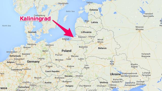 Moscova aduce tancuri în enclava Kaliningrad, invocând acumulări de forțe ale NATO la granița rusă