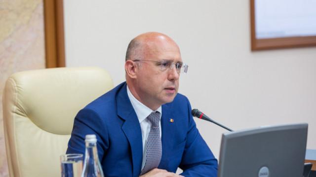 """Pavel Filip: """"Putem opri procesul pornit deja de instalare a unui guvern susținut de Șor numai dacă reușim, prin consens și dialog serios, să învestim un guvern de echilibru, care ar asigura menținerea direcției pro-europene"""""""