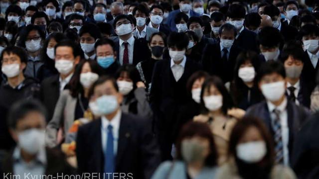 Coronavirus: Tokyo cere guvernului japonez să declare din nou stare de urgență