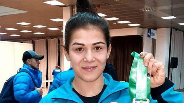Anastasia Nichita a cucerit medalia aur la Cupa Mondială de lupte de la Belgrad