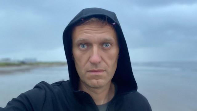 VIDEO | Navalnîi a prezentat imagini cu