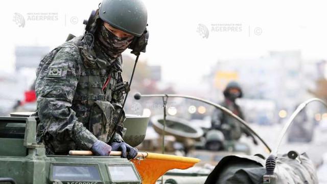 Armata sud-coreeană a mobilizat avioane de luptă după o intruziune a avioanelor chineze și ruse în zona sa de identificare aeriană