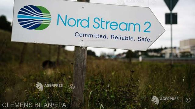 Statele Unite pregătesc noi sancțiuni pentru a împiedica construirea gazoductului Nord Stream 2