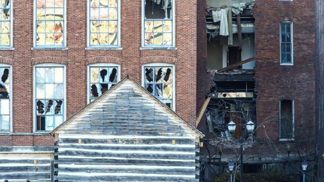Stare de urgență în Nashville, după avarierea a peste 40 de clădiri. La locul exploziei au fost găsite rămășițe umane