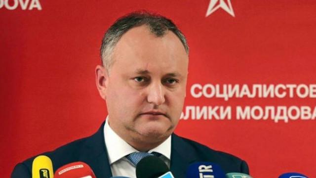 În anul 2020, salariul de președinte al lui Igor Dodon a crescut cu o sută de mii de lei