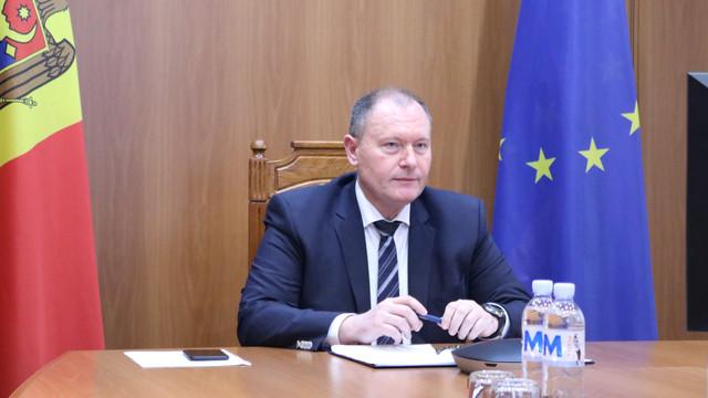 Președinta Maia Sandu l-a desemnat astăzi în calitate de prim-ministru interimar pe ministrul în exercițiu al Afacerilor Externe și Integrării Europene, Aureliu Ciocoi
