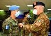 Contingentul KFOR-14, la detașarea căruia a participat președinta Maia Sandu, și-a preluat responsabilitățile în Kosovo