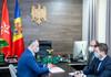 Ambasadorul României, Daniel Ioniță, a avut o întrevedere cu liderul PSRM, Igor Dodon