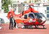Un echipaj aero-medical SMURD Iași a transportat la Chișinău o femeie din raionul Fălești, care a suferit arsuri de gradul I și II