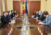 Premierul interimar Aureliu Ciocoi a avut o întrevedere cu reprezentantul OSCE, Thomas Mayr-Harting