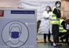 Varianta britanică a coronavirusului, responsabilă de 10% din infectările din Franța (purtător de cuvânt)