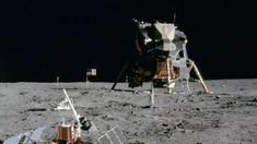 Zonele în care au aselenizat misiunile Apollo sunt protejate prin lege
