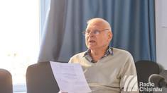 MĂRTURIILE UNUI BASARABEAN | Crainicul Gheorghe Ogor: După 28 iunie 1940, la Radio Chișinău s-a vorbit un timp în româna literară, apoi crainicii au fost amenințați de KGB (VIDEO/AUDIO)