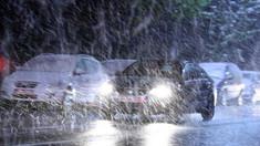 METEO | După ninsori, timpul se va încălzi până la +5 grade