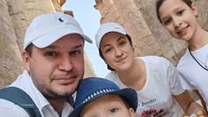 Un concediu neanunțat public. Primarul Capitalei, Ion Ceban – în vacanță cu familia în Egipt