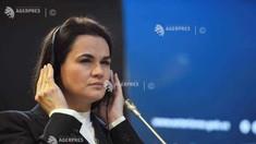 Belarus | Lidera opoziției Svetlana Tihanovskaia, care trăiește în Lituania, vrea să se întoarcă în țară