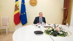 R.Moldova nu își poate permite un lockdown economic, susține premierul interimar