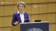Von der Leyen: SUA s-au întors, iar Europa e pregătită; Sassoli: UE și SUA sunt parteneri naturali