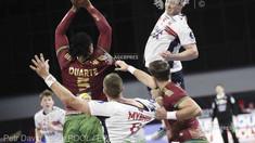 Handbal masculin: Norvegia a câștigat cu emoții în fața Portugaliei, la Campionatul Mondial din Egipt
