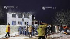 Ucraina | 15 morți într-un incendiu la un cămin de bătrâni