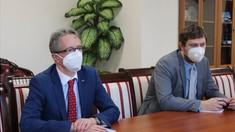 Șeful Misiunii OSCE în R. Moldova, Claus Neukirсh, a avut discuții cu vicepremierul pentru reintegrare de la Chișinău, Olga Cebotari, cu liderul de la Tiraspol, Vadim Krasnoselski, dar și cu liderul PSRM, Igor Dodon