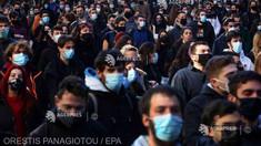 Grecia: După studenți, jurnaliștii se împotrivesc la rândul lor planului de securitate al guvernului