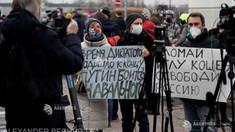 Rusia | Zeci de arestări la manifestații pro-Navalnîi
