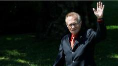 Celebrul prezentator TV și jurnalist american Larry King a decedat