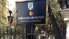 COMUNICAT | Ambasada României la Chișinău comunică faptul că vor fi organizate ceremonii de depunere a jurământului de credință față de România