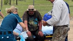 Un bărbat a supraviețuit 18 zile în sălbăticia australiană, bând apă dintr-un lac și mâncând ciuperci