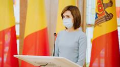 Maia Sandu, despre premiul GDS pe anul 2020: Este premiul cetățenilor care au luptat pentru valorile democratice