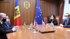 Ambasadorul Cehiei își încheie mandatul în Republica Moldova