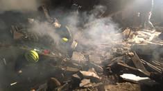 Explozia din orașul Sângerei| Corpul neînsuflețit al unui alt bărbat a fost găsit sub dărâmături