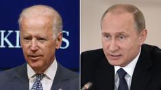 Joe Biden a discutat cu Vladimir Putin