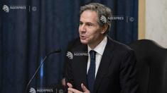 Secretarul de stat Blinken reafirmă angajamentul SUA față de securitatea Israelului