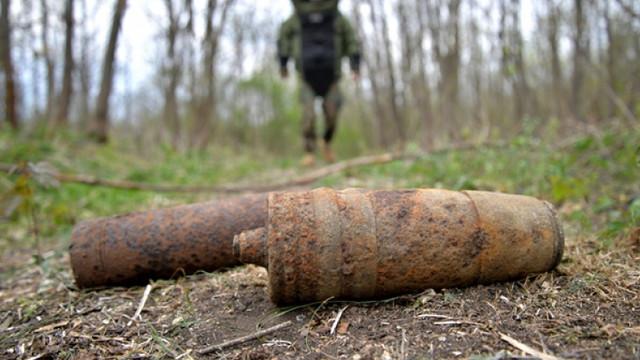 Peste 2500 de obiecte explozive au fost neutralizate de geniști anul trecut