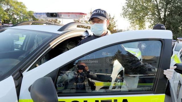 Peste cinci mii de polițiști vor asigura ordinea publică în zilele de 26-28 august
