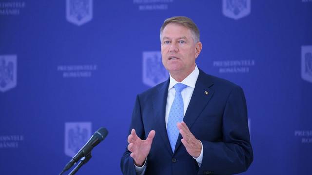 Mesajul președintelui României, Klaus Iohannis, de Ziua Unirii Principatelor