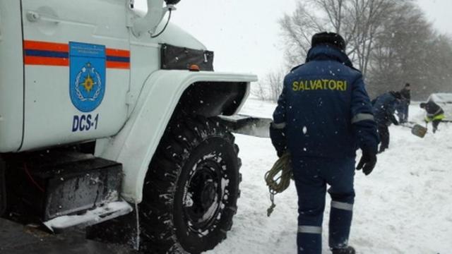 Recomandările Inspectoratului General pentru Situații de Urgență în contextul temperaturilor scăzute și ninsorilor preconizate de meteorologi