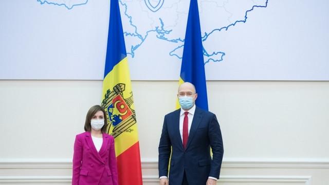 Maia Sandu a  propus la Kiev ca UE să facă o evaluare legată de intenția Ucrainei de a construi hidrocentrale pe Nistru și impactul acestora asupra mediului și a calității apei