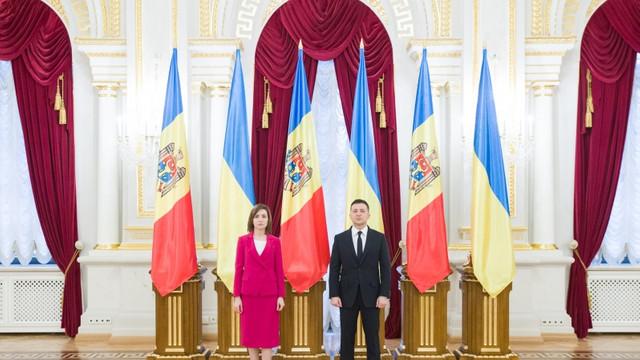 ANALIȘTI   Atâta timp cât Maia Sandu nu dispune de o majoritate parlamentară și un Guvern care să o susțină, punerea în aplicare a înțelegerilor convenite la Kiev este incertă