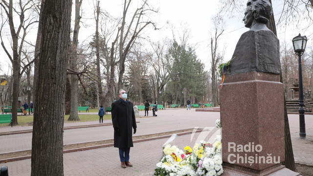 Mesajul Ambasadorului României în Republica Moldova, Daniel Ioniță, cu prilejul Zilei Culturii Naționale