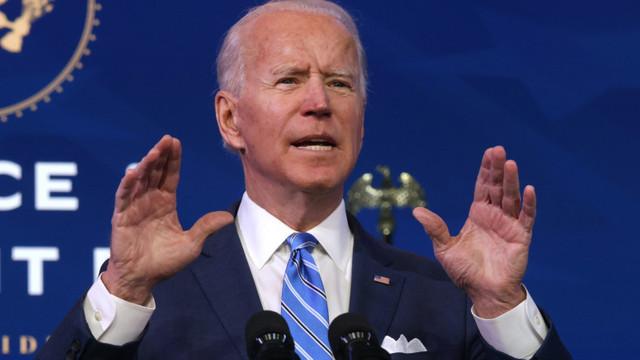 Administrația Joe Biden va menține restricțiile de călătorie în SUA