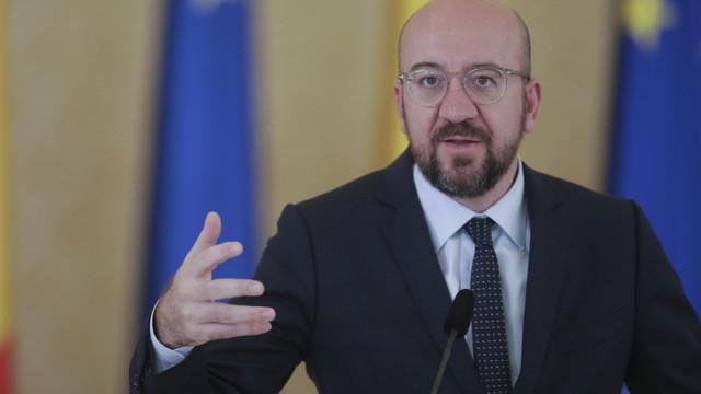Charles Michel îi propune lui Joe Biden un nou pact fondator UE-SUA și îl invită la Bruxelles, la o reuniune extraordinară a Consiliului European