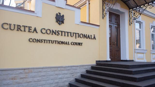 Reacții la decizia Curții Constituționale. Ce spune ministrul în exercițiu al Justiției, Fadei Nagacevschi
