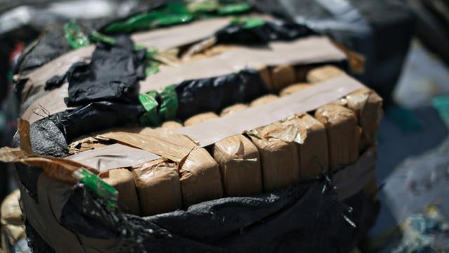 Agenția antidrog din Nigeria a făcut întâmplător cea mai mare captură din istoria sa